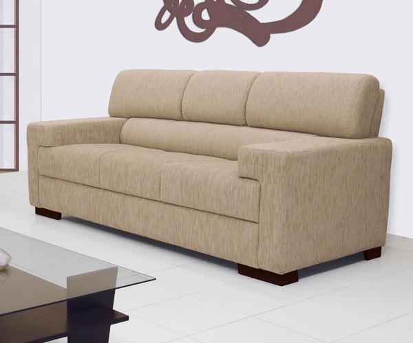 Sof s de 3 lugares modelos pre os for Casas de sofas en montigala