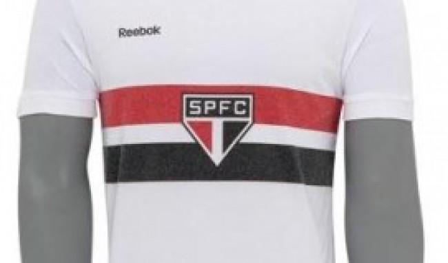 Camisetas Retrô São Paulo Futebol Clube 253a1b01fe419
