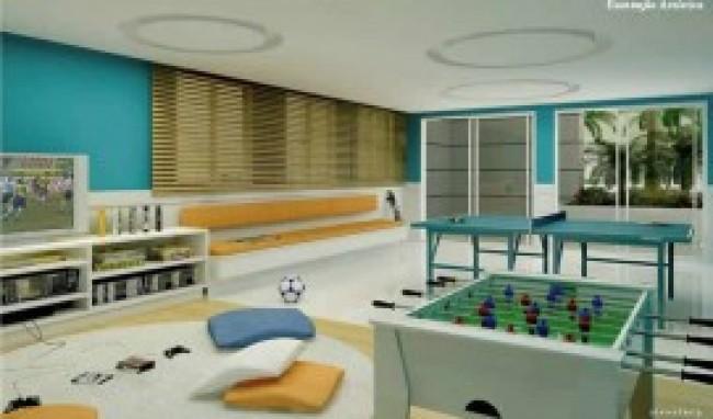 Sala De Tv E De Jogos ~ Como montar sala de jogos em casa  MundodasTribos – Todas as tribos