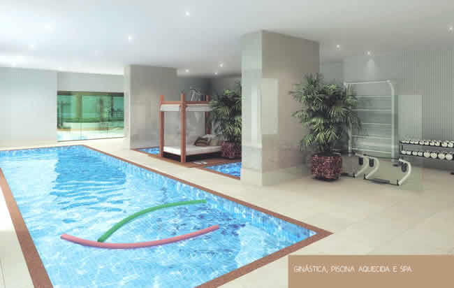 Piscinas aquecidas pre os for Material piscina barato