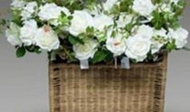 flores artificiais para decoração 2 Flores Artificiais Para Decoração