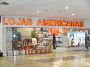 Lojas Americanas Estado de  Rio de Janeiro, endereço