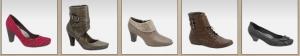 coleção de Sapatos Piccadilly 2013